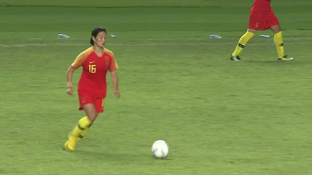Saksikan Full Highlight pertandingan Sepak Bola Putri ASIAN Games 2018 babak penyisihan antara China Vs Hong kong di Vidio.com pada tanggal 17 Agustus 2018