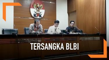 KPK menetapkan Sjamsul Nursalim dan istrinya Itjih Nursalim sebagai tersangka kasus korupsi SKL BLBI.
