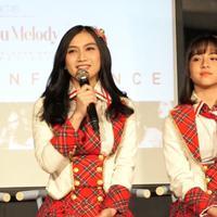 Begini Alasan Melody untuk lulus dari JKT48.