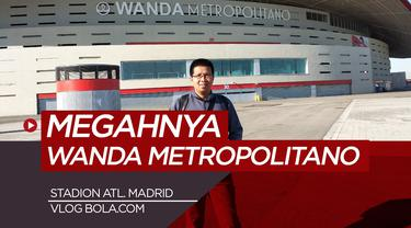 Wanda Metropolitano. (Bola.com/Dody Iryawan)