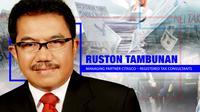 Opini Ruston Tambuna (Liputan6.com/Abdillah)