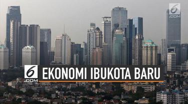 Ekonom Institute for Development of Economics and Finance (Indef) Rizal Taufikurahman beri pendapat tentang kondisi ekonomi pasca pindahnya ibu kota.