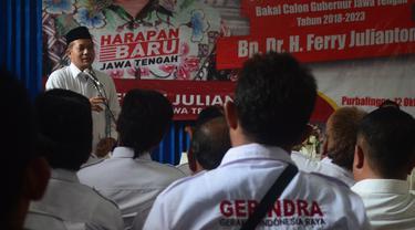 Bakal Calon Gubernur Jawa Tengah Ferry Juliantono