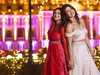 "Parineeti memulai debut akting di film ""Ladies vs Ricky Bahl"" pada tahun 2011. Di tahun yang sama, ia pun mendapatkan penghargaan Best Female Debut Award di berbagai penghargaan film di India. (Liputan6.com/IG/@parineetichopra)"