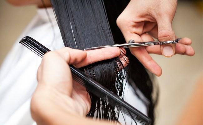 Hair Cutting/Hair Colouring/Copyright Shutterstock