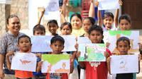 Anak Indonesia merupakan anak-anak yang cerdas. Namun, apakah mereka bisa menjadi yang tercerdas di antara negara lain? (foto: dok. ABC)