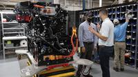 Toyota Mulai Produksi Modul Hidrogen untuk Truk (Carscoops)