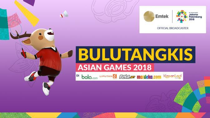 Indosiar Streaming Facebook: Live Streaming Asian Games 2018 Di Indosiar: Final