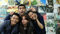 Angelica Simperler, Ardina Rasty, Ario Astungkoro, Gandhi Fernando, akan bermain dalam webseries School of the Dead