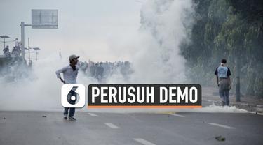 Kepolisian mengamankan 649 orang yang diduga berperan sebagai perusuh dalam demonstrasi selama 30 September hingga 1 Oktober 2019 pagi hari di sekitar Gedung DPR/MPR, Jakarta.
