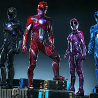 Power Rangers The Movie. foto: EW