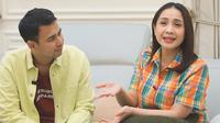 Raffi Ahmad dan Nagita Slavina di Seribu Kali Cinta The Series