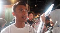 Atlet Triathlon Indonesia, Jauhari Johan, akan mengikuti ajang Subic Bay International Triathlon (SubIT) di Filipina pada 29 April 2017 untuk mematangkan persiapan SEA Games 2017. (Bola.com/Zulfirdaus Harahap)