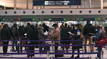 Prancis Menutup Kedatangan Pelancong Non-Uni Eropa