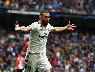 Real Madrid Kalahkan Bilbao