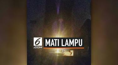 Mati lampu terjadi di Jabodetabek dan Bandung. Di sisi lain, ada yang berterima kasih karena mati lampu, apakah itu?