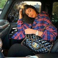 Kylie Jenner dikabarkan dekat dengan Drake (Instagram.com/kyliejenner)