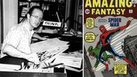 Steve Ditko, pencipta Spider-Man dan Doctor Strange meninggal dunia pada usia 90 tahun (Marvel)