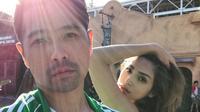 Jessica Iskandar dan Erick Iskandar (Sumber: Instagram/erickbanaiskandar)