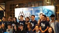 Mata Dewa menjadi film bertema basket pertama yang hadir di Indonesia. (Bola.com/Andhika Putra)