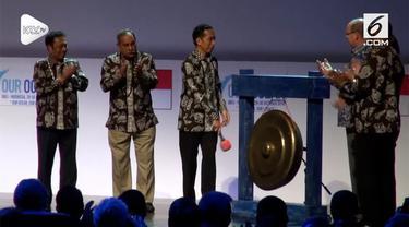 Presiden jokowi secara khusus terbang dari Denpasar Bali menemui keluarga korban jatuhnya pesawat Lion Air JT 610