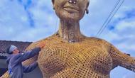 Patung Dewi Sri Jatiluwih
