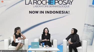 Peluncuran produk skincare La Roche Posay