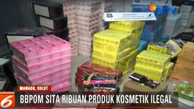Dari hasil pemeriksaan, BBPOM telah menetapkan pemilik gudang berinisial PL sebagai tersangka.