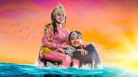 Adegan miniseri Princess Mermaid setiap Senin-Jumat pukul 15.40 WIB (Dok Starvision Plus)