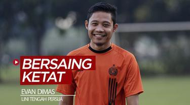 Berita video Evan Dimas memberi respons soal persaingan ketat di lini tengah Persija Jakarta untuk musim 2020.