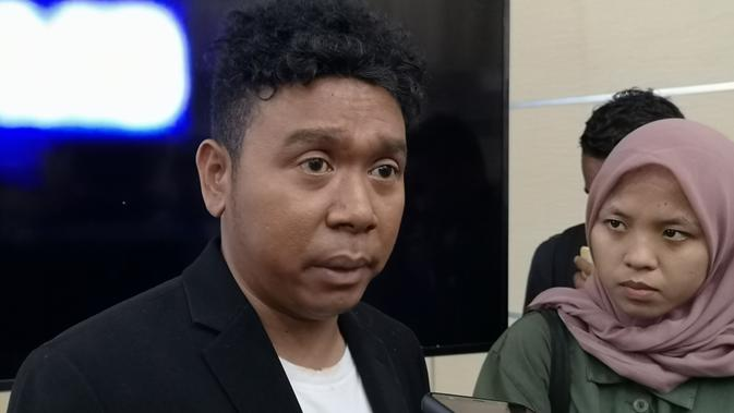 CEO Kitong Bisa Billy Mambrasar (Liputan6.com/Agustinus M.Damar)