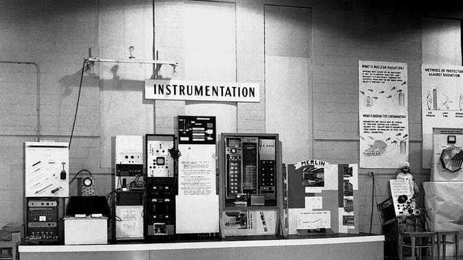 Perangkat gim pertama di dunia jauh dari bentuk konsol, pc, atau smartphone yang lebih ringkas. (Doc: bugsplat.com)