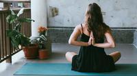 ilustrasi yoga(Foto: unsplash.com/Avrielle Suleiman