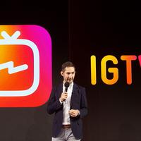IGTV launch, image: the verge