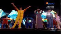 Jack Ma di Closing Ceremony Asian Games 2018