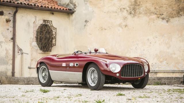 Mobil Super Langka Ferrari Diperkirakan Terjual Rp 78 8 Miliar Otomotif Liputan6 Com