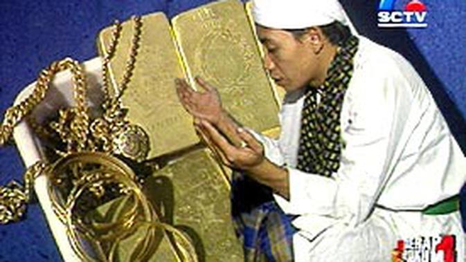 Gonjang Ganjing Harta Karun Soekarno News Liputan6com