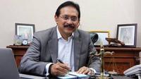 Rektor Universitas Kristen Indonesia (UKI) Dr. Dhaniswara K. Harjono.