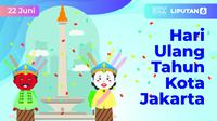 Dulu ulang tahun Jakarta identik dengan (Pekan Raya Jakarta) PRJ