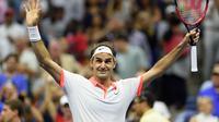 Roger Federer (AFP PHOTO/DON EMMERT )