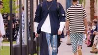 Dolce & Gabbana Jadi Rumah Mode Pertama Gelar Fashion Show Langsung di Tengah Pandemi. (dok.Instagram @dolcegabbana/https://www.instagram.com/p/CCt86pJjkbi/Henry)