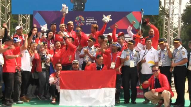 Sukses mengharumkan nama Indonesia, para atlet paralayang yang menyumbangkan medali dapat bonus dan jalur khusus menjadi PNS atau TNI.