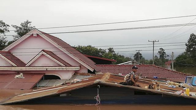 Banjir Bandang Akibat Bendungan Jebol di Laos, 20 Orang Tewas