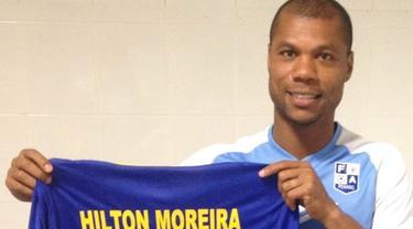 Terhambat Naturalisasi, Hilton Moreira Gagal Perkuat Sriwijaya FC