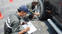 Diketahui, lebih dari 90 persen kendaraan di Thailand yang punya tekanan ban sesuai standar pabrik.