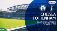Piala Liga Inggris: Chelsea Vs Tottenham Hotspur (Bola.com/Adreanus Titus)
