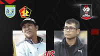 Piala Menpora: Persela Lamongan vs Persik Kediri. (Bola.com/Dody Iryawan)
