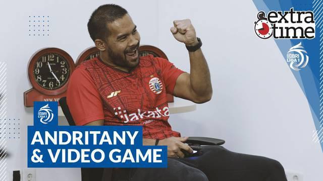 Berita video Extra Time kali ini mengangkat kisah menarik kiper Persija Jakarta di BRI Liga 1, Andritany Ardhiyasa, dan video game.