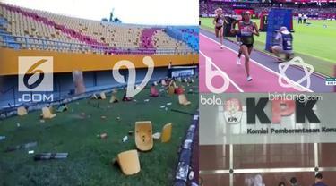 Ini dia tiga berita video viral dari liputan6.com, bola.com dan vidio.com yang ramaikan media sosial.