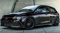 Tampilan agresif modifikasi Volkswagen Golf GTI (Manhart)